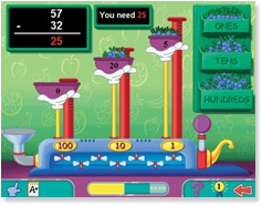 Math Blaster Ages 6 - 8 - Fun Math Game for Kids