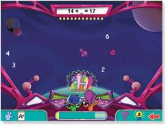 Math Blaster Ages 6 - 8 - Math Game for 2nd Grade